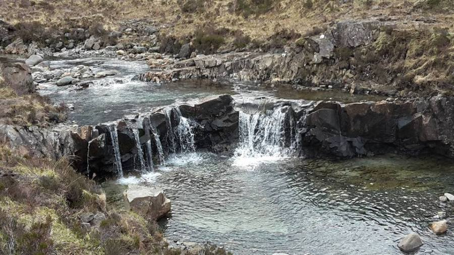 Skye: The Fairy Pools