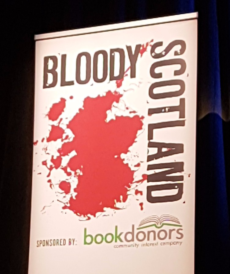 Bloody Scotland: Bloody Brilliant