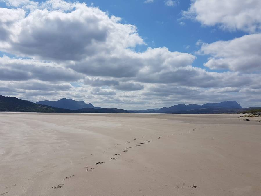 These are Not Just Beaches; these are Sutherland Beaches